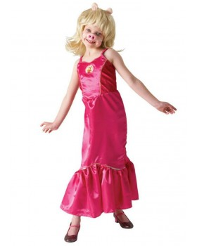Прекрасен костюм на Мис Пиги