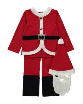 Детски костюм на Дядо Коледа