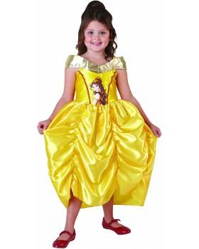 Детска рокля на Бел от Красавицата и Звяра