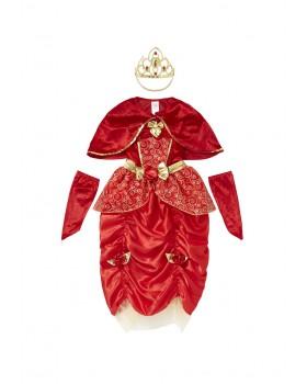 Прекрасен костюм на Бел от Красавицата и звяра