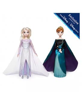 Оригинални Дисни кукли Елза и Анна от Замръзналото кралство 2