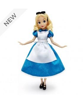 Оригинална Дисни кукла Алиса в Страната на Чудесата