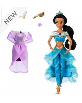 Оригинална Дисни кукла Жасмин балерина с аксесоари