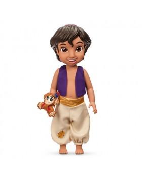 Невероятна голяма оригинална Дисни кукла Аладин от серията Animator Doll