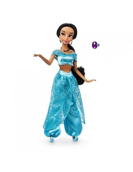 Оригинална Дисни кукла Жасмин с пръстен за детето