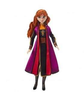 Оригинална Дисни пееща кукла Анна от Замръзналото Кралство 2