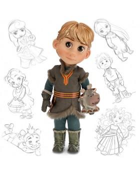 Голяма оригинална Дисни кукла Кристоф от Замръзналото кралство от серията Animator Doll