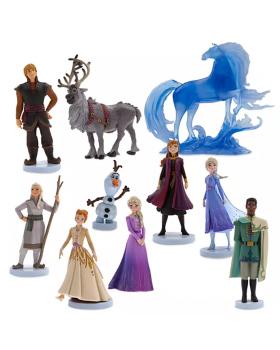 Оригинален Дисни комплект фигурки на Замръзналото кралство 2