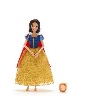 Оригинална Дисни кукла Снежанка с брошка за детето
