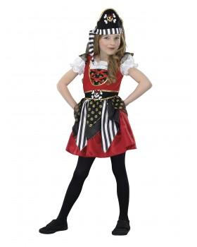 Много хубав костюм на пиратка
