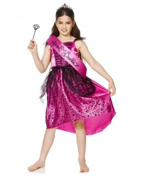 """Страхотна рокля на """"Кралицата на Хелоуин"""""""