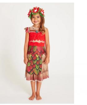 Невероятна рокля на Смелата Ваяна от Коронацията
