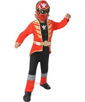 Костюм на Power Ranger/Пауър рейнджър/ с маска