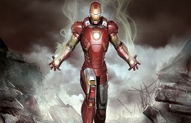 Железният Човек/Iron man