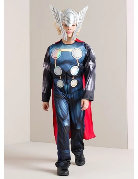 Прекрасен костюм на Тор богът на гръмотевиците
