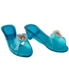 Обувки на Ариел с токче