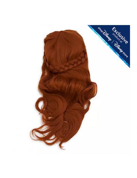 Страхотна оригинална Дисни перука на Анна от Замръзналото кралство 2