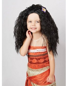 Страхотна детска перука на Смелата Ваяна /Моана/