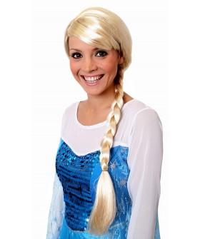 Дамска перука на Елза от Замръзналото кралство
